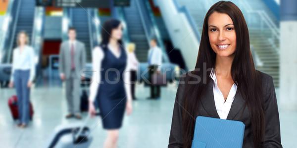 Business team. Stock photo © Kurhan
