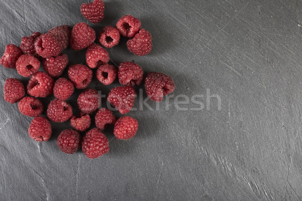 raspberries Stock photo © Kurhan