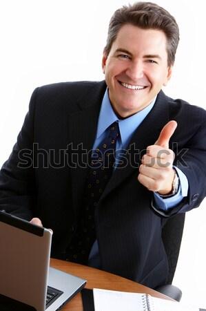 business man Stock photo © Kurhan