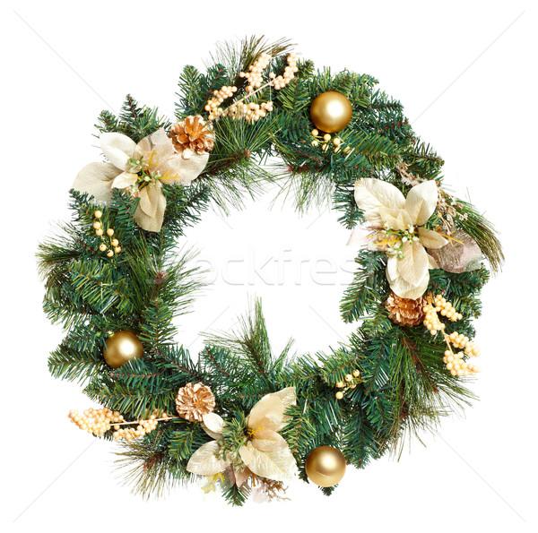 Christmas Tree Decoration Stock photo © Kurhan