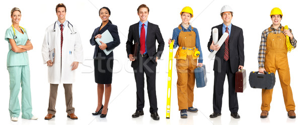 Workers Stock photo © Kurhan