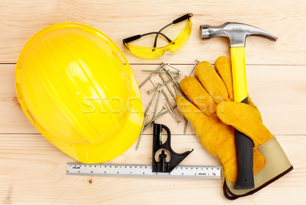 Construction. Stock photo © Kurhan