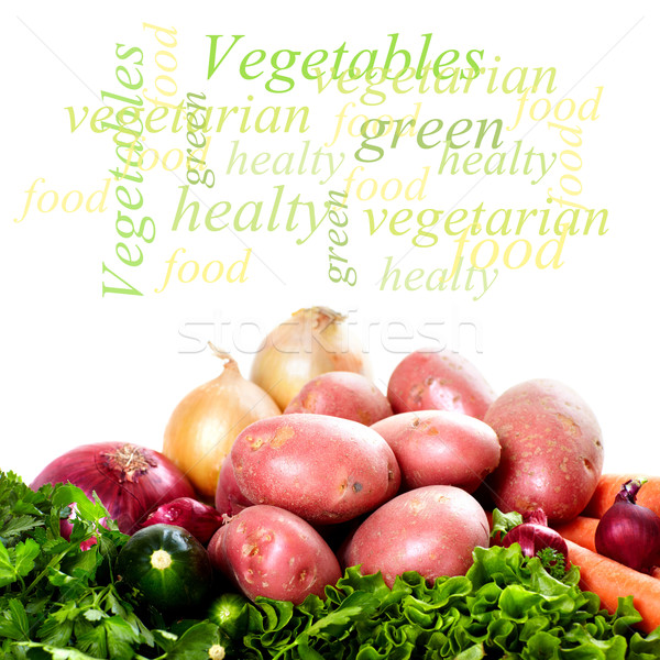 vegetables Stock photo © Kurhan