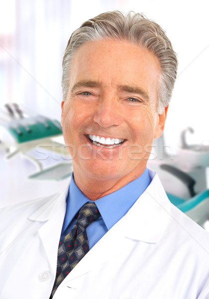 Doctor dentist Stock photo © Kurhan