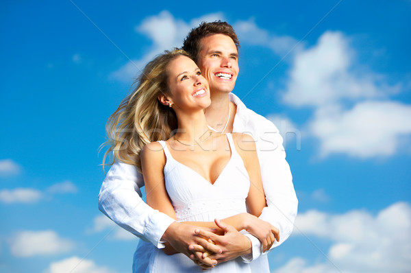 Couple Stock photo © Kurhan