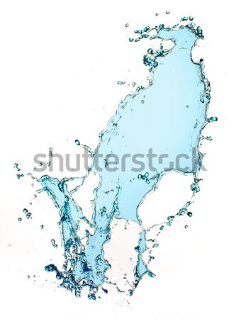 Stockfoto: Water · zuiver · natuur · achtergrond · regen