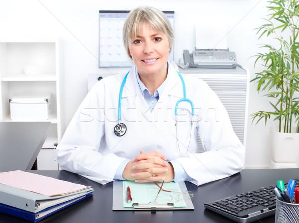Doctor Stock photo © Kurhan