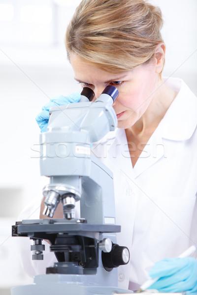 Laboratory. Stock photo © Kurhan