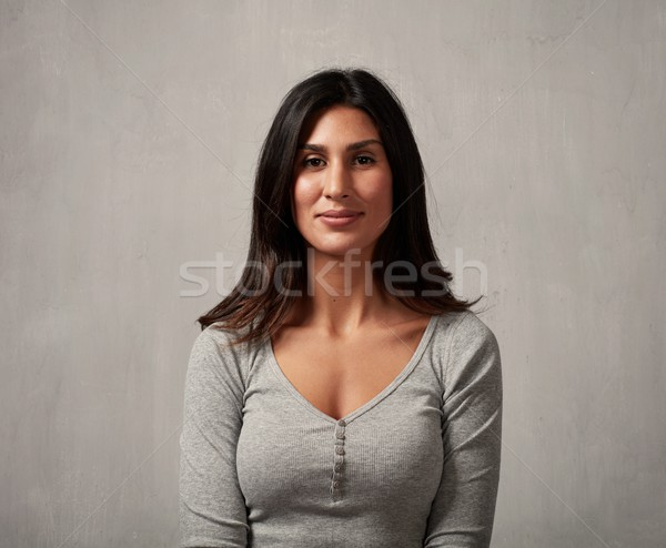 beautiful girl portrait. Stock photo © Kurhan
