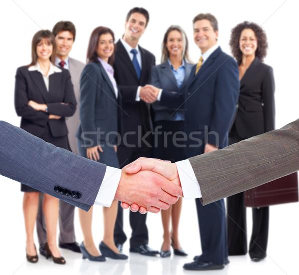 первое знакомство с клиентом