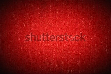 Red fabric background. Stock photo © Kurhan