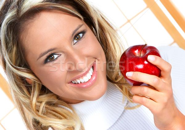 Apple diet  Stock photo © Kurhan