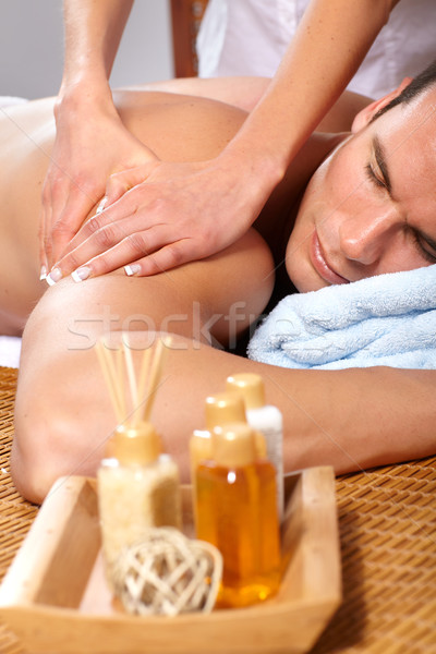 massage Stock photo © Kurhan