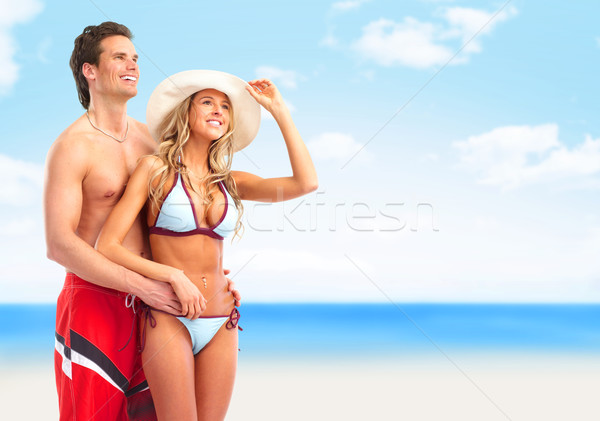 Couple Stock photo © Kurhan
