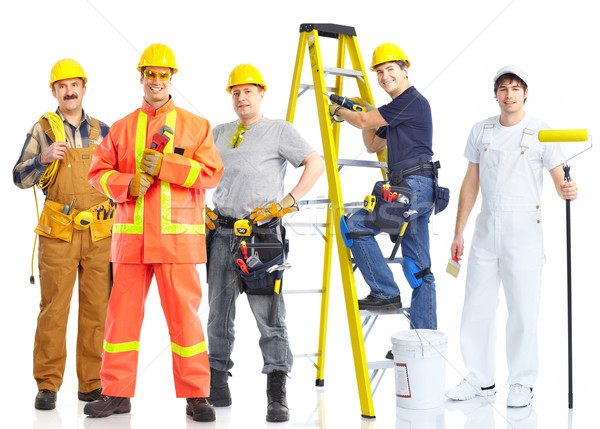 contractors  Stock photo © Kurhan