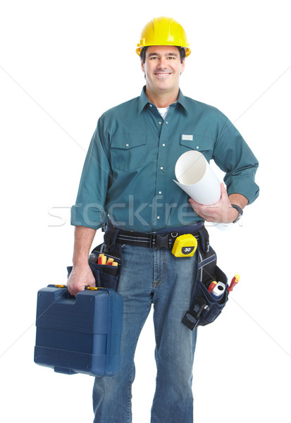 contractor.  Stock photo © Kurhan