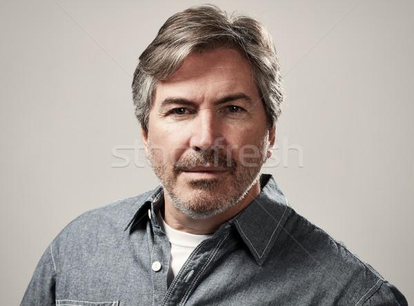 Man portrait Stock photo © Kurhan