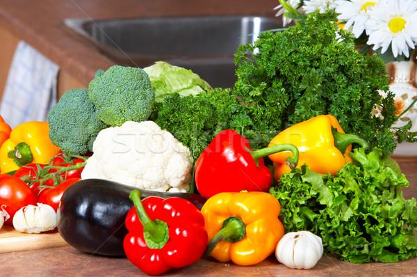 vegetables Stock photo © Kurhan