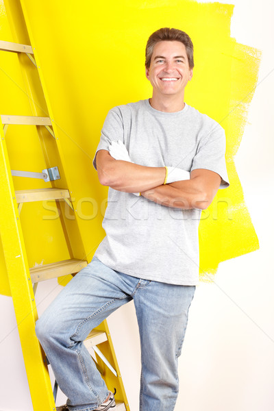 Renovation Stock photo © Kurhan