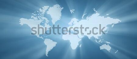Map Stock photo © Kurhan