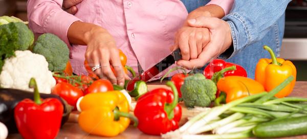 kitchen Stock photo © Kurhan