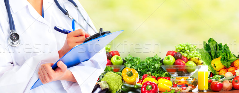 Diet and health care. Stock photo © Kurhan