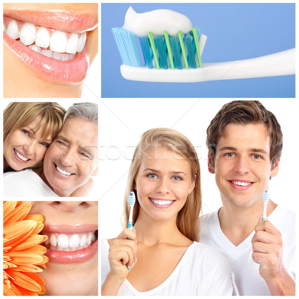 dental care Stock photo © Kurhan