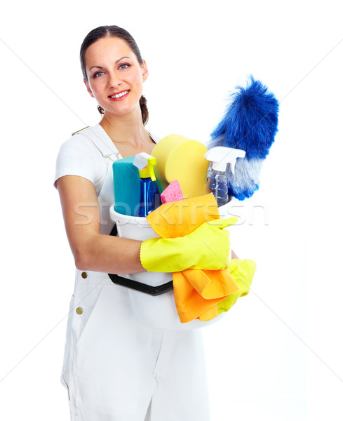 housewife Stock photo © Kurhan