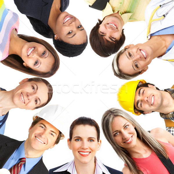 Workers Stock photo © Kurhan