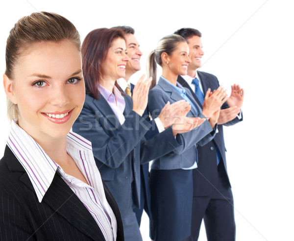 Stock photo: Business people