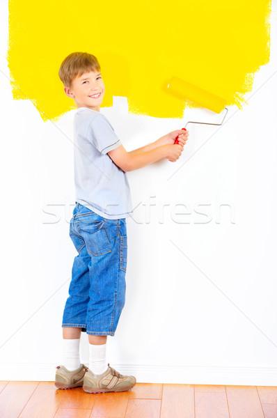 Boy Stock photo © Kurhan