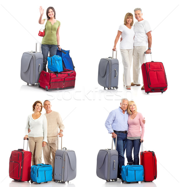 travelers Stock photo © Kurhan
