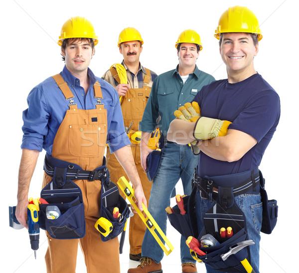 contractors workers  Stock photo © Kurhan