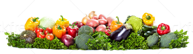 Fresh vegetables. Stock photo © Kurhan