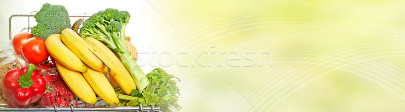 Food background Stock photo © Kurhan