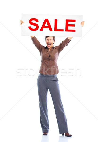 Woman Stock photo © Kurhan