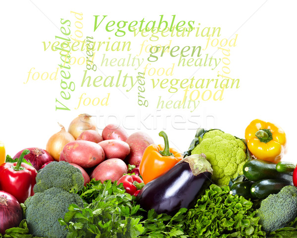 vegetables. Stock photo © Kurhan