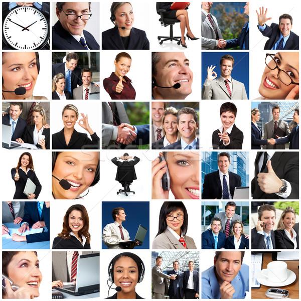 Photo stock: Gens · d'affaires · affaires · affaires · femmes · équipes · femme