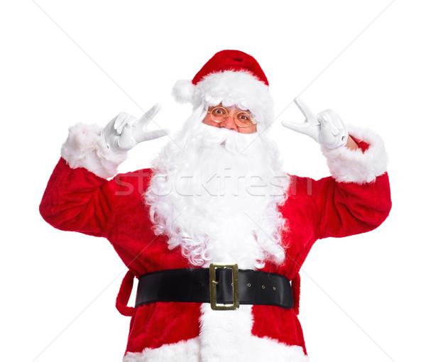 Santa Claus. Stock photo © Kurhan