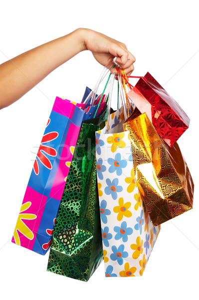 Shopping Stock photo © Kurhan