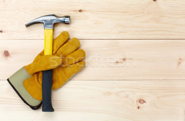 Stock photo: Construction.