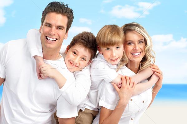 Family. Stock photo © Kurhan