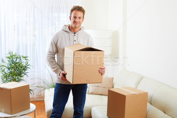 dwelling Stock photo © Kurhan