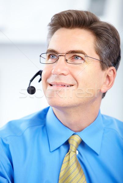 Customer service Stock photo © Kurhan