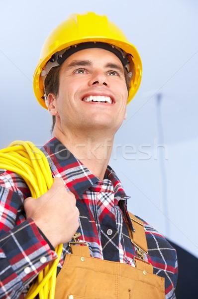 builder Stock photo © Kurhan
