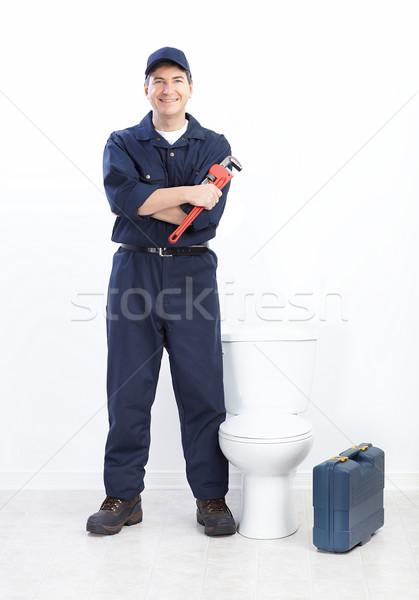 plumber  Stock photo © Kurhan
