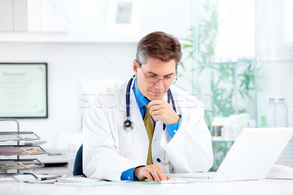 Médico médico hospital negócio escritório Foto stock © Kurhan