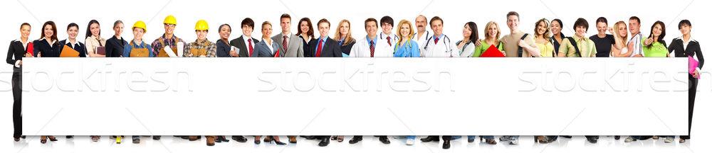 workers people Stock photo © Kurhan