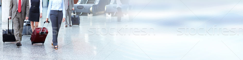 Business travel Stock photo © Kurhan