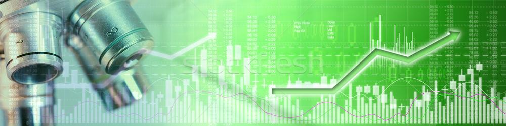 ストックフォト: 薬剤 · 科学研究 · 医療 · 医療 · 投資 · 在庫
